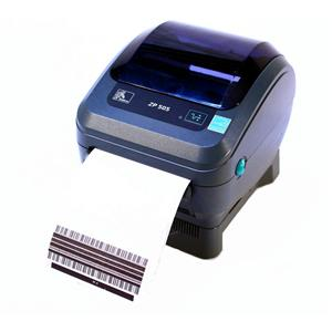 Zebra ZP 505 ZP505-0503-0017 Direct Thermal Barcode Printer USB/Peeler 203DPI