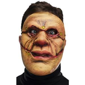 Fun World Adult Executioner Plastic Character Costume Mask