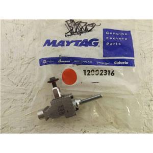 MAYTAG WHIRLPOOL STOVE 12002316 VALVE KIT NEW