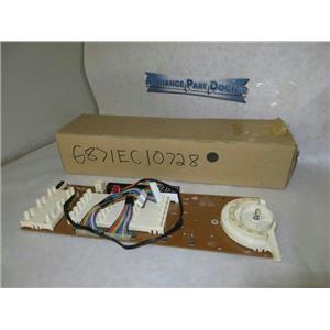 LG WHIRLPOOL WASHER 6871EC10728 DISPLAY ASSEMBLY NEW