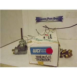 WCI FACTORY PARTS TAPPAN STOVE 722R001S01 THERMOSTAT NEW