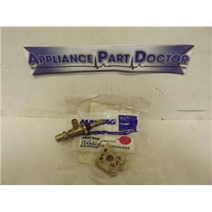 MAYTAG WHIRLPOOL STOVE 12400036 VALVE KIT, W/ SWITCH NEW