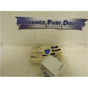 MAYTAG WHIRLPOOL REFRIGERATOR 67001069 BOTTOM DOOR HINGE (WHT) NEW
