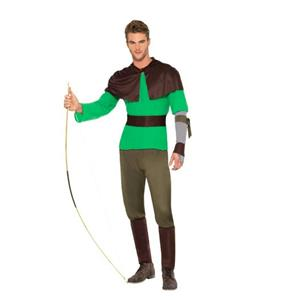 Smiffy's Tales of Old England Men's Robin Hood Adult XL Costume
