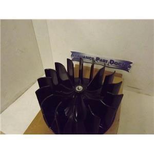 MAYTAG WHIRLPOOL DRYER 53-0106 BLOWER WHEEL (BLK) NEW