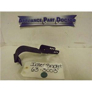 MAYTAG WHIRLPOOL DRYER 63-3053 PULLEY IDLER BRACKET NEW