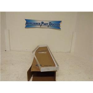 MAYTAG WHIRLPOOL DISHWASHER 99001192 ACCESS PANEL TRIM (WHT) NEW