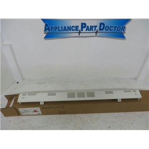 MAYTAG WHIRLPOOL STOVE 74006403 DOOR TOP TRIM (BSQ) NEW