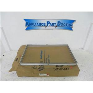 MAYTAG WHIRLPOOL STOVE 74003644 DOOR GLASS FRAME NEW