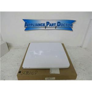MAYTAG WHIRLPOOL WASHER 31315WP LID ASSY (WHT) NEW