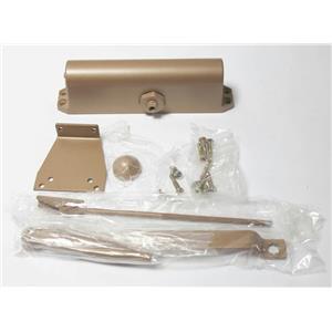 TACO Hydraulic Door Closer TP-BF-BC-222 DB DX222 Series Ansi 156.4 Grade 1