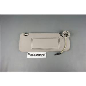 09-16 Chevrolet Malibu 11-15 Volt Passenger Sun Visor Lighted Mirror Adjust Bar