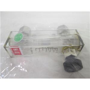 Tokyo Keiso F03-280314 Water Flow/Purge Meter 1 to 10 L/min max