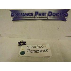 GENERAL ELECTRIC DRYER WE4X800 THERMOSTAT NEW