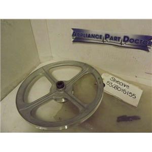 FRIGIDAIRE ELECTROLUX WASHER 5308015155 SHEAVE NEW