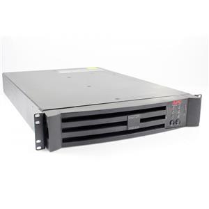 APC SUM3000RMXL2U Smart-UPS XL 3000VA Rack/Tower 2850W 120V Power Backup Ref