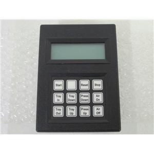 QSI Corporation QTERM-N15 Model N001 Low Cost, 12-Key Panel Mount Microterminal
