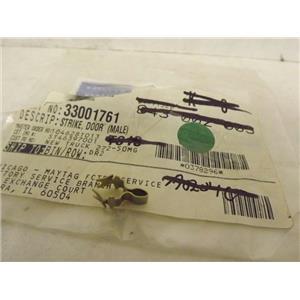 MAYTAG WHIRLPOOL DRYER 33001761 DOOR STRIKE NEW