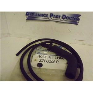MAYTAG WHIRLPOOL WASHER 22002010 HOSE, AIR DOME NEW