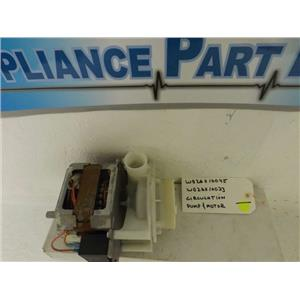 GE HOTPOINT DISHWASHER WD26X10045 WD26X10033 CIRCULATION PUMP & MOTOR USED