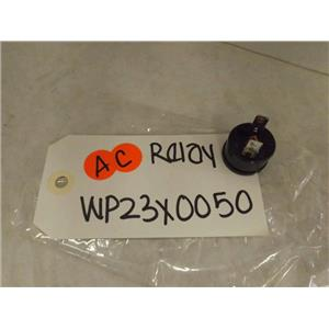 GENERAL ELECTRIC AIR CONDITIONER WP23X0050 RELAY NEW