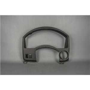 2004-2011 Nissan Titan Speedometer Cluster Dash Bezel with Column Boot