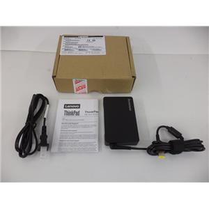Genuine Lenovo 0B47455 FRU 45N0489 ThinkPad 65W AC Adapter (Slim Tip) - US