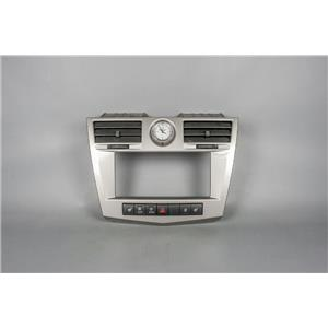 07-10 Chrysler Sebring Radio Climate Combo Trim Bezel w/ Heated Seat Switch ESP