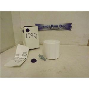 MAYTAG WHIRLPOOL WASHER LP951 285285 AGITATOR CAP KIT (WHT) NEW