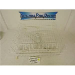 GENERAL ELECTRIC DISHWASHER WD28X10210 WD28X10006 UPPER RACK USED