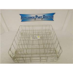 GENERAL ELECTRIC DISHWASHER WD28X305 WD28X10284 LOWER RACK USED