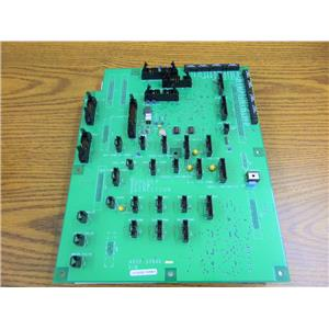 Used: Circuit Board Assy #37640-110 for Abbot AxSym Diagnosic Analyzer