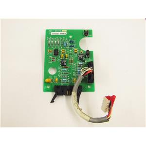 Used: Circuit Board Assy #37475-103 for Abbot AxSym Diagnosic Analyzer