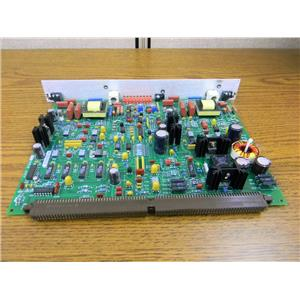 Used: Circuit Board Assy #37645-106 for Abbot AxSym Diagnosic Analyzer 37646-104 Rev G