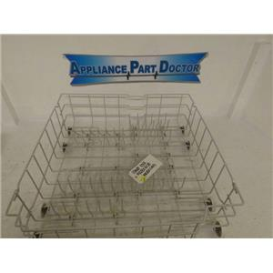 GENERAL ELECTRIC DISHWASHER WD28X10138 WD28X10405 LOWER RACK USED