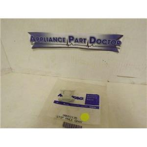 MAYTAG WHIRLPOOL DISHWASHER 99002135 STOP RACK (GRAY) NEW