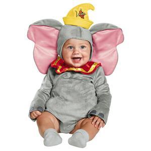 Disney Baby Dumbo Elephant Infant Child Costume Size 12-18 months