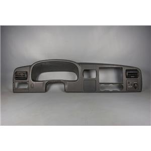 2005-2007 Ford F250 F350 SD Dash Trim Bezel w/ 2 Vents and Power Point