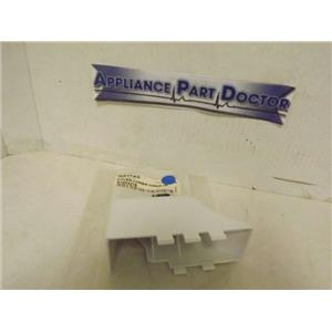 MAYTAG WHIRLPOOL REFRIGERATOR 61003219 LOWER HINGE COVER (WHT) NEW