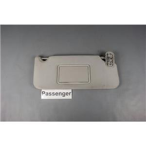05-08 Chevrolet Malibu G6 Passenger Side Sun Visor - Covered Mirror & Adjust