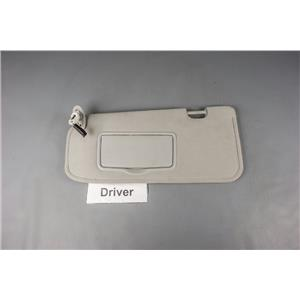 2001-2006 Ford Escape Mazda Tribute Driver s Side Sun Visor w  Lighted  Mirror . ekusparts 0b17f4801d9