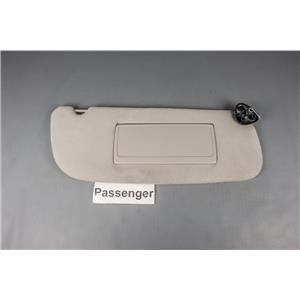 1994-2001 Dodge Ram Sun Visor - Passenger Side with Covered Mirror