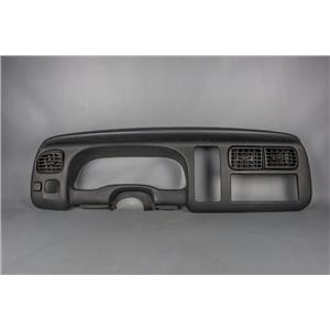 1998 1999 2000 Dodge Dakota Dash Trim Bezel Vents & Two Openings Light Switch
