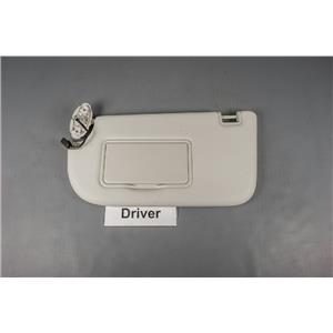 13-19 Ford Escape Driver Side Sun Visor wtih Lighted Mirror and Adjust Bar
