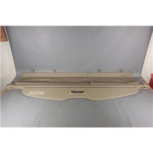 08-2012 Toyota Highlander Rear Retractable Shade Cargo Cover for Power Tailgate