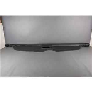 2011-2018 Jeep Grand Cherokee Rear Cargo Cover with Retractable Security Shade
