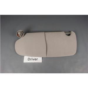 2003-2008 Dodge Ram 1500 2500 3500 Driver Side Sun Visor with Adjustable Arm Bar
