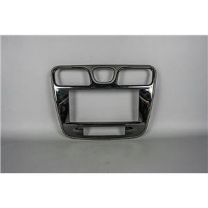 2011 Chrysler 200 Radio Climate Combo Trim Bezel without vents or buttons
