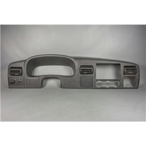 2005-2007 Ford F250 F350 Dash Trim Bezel for Manual Climate w/ Vents & Dimmer