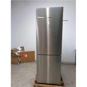 "Bosch 800 Series B10CB80NVS 24"" 10.0 cu.ft. Counter-Depth Refrigerator SS Images"